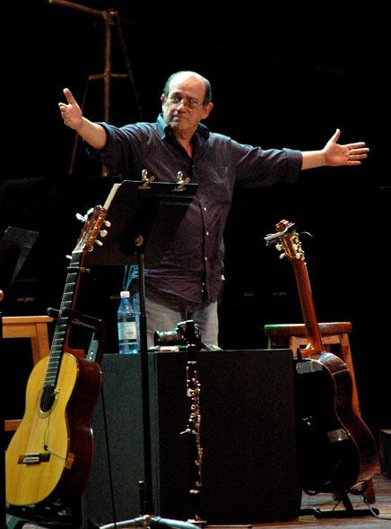 Silvio en concierto /Foto: Kaloian Santos Cabrera