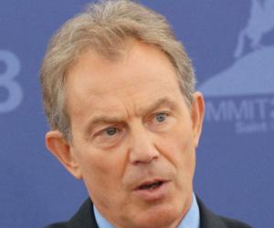Blair no estaba interesado.