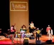 Presentación de la orquesta Buena Vista Social Club en el Teatro de Variedades América. Concierto del 29 de septiembre. Foto: Alejandro Ramírez Anderson