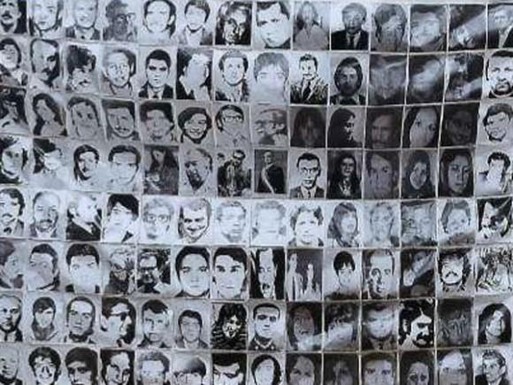 Desaparecidos de El Salvador.