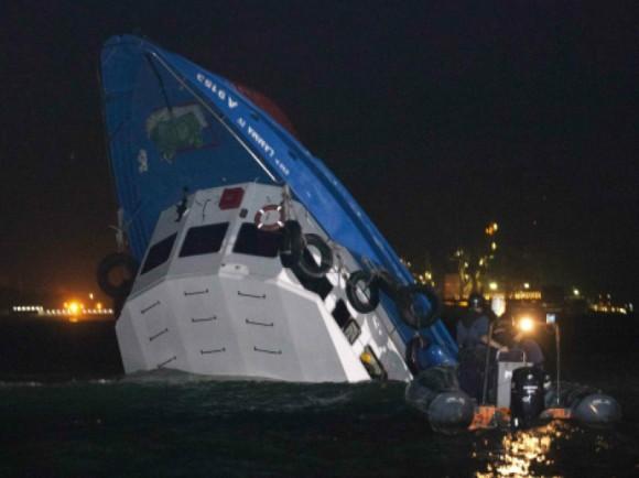 Accidente en Hong Kong