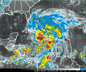 Defensa Civil informa sobre pérdidas de vidas humanas por el paso del huracán Sandy