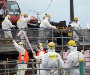 Fukushima. Foto: AFP