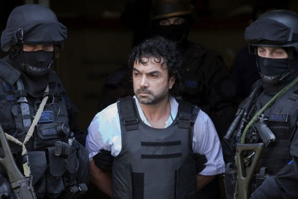 """""""Mi Sangre"""" capturado en Buenos Aires. Foto: AP"""