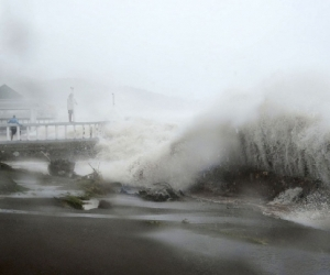 huracan sandy jamaica
