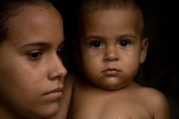 Maternidad. Foto: Jorge Ramírez.