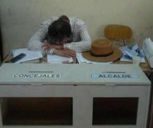 Elecciones municipales en Chile.