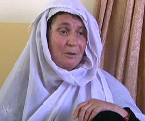 """""""Me lo encontré destrozado"""", dice la madre de Nawab. Foto: Al-Jazeera."""