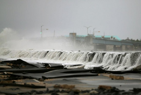 Avalon, New Jersey. Fotos: Mark Wilson/Getty Images