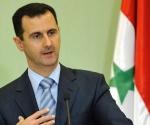 El presidente sirio, Bashar Al-Assad.