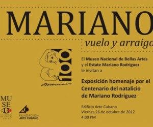 Exposición de Mariano