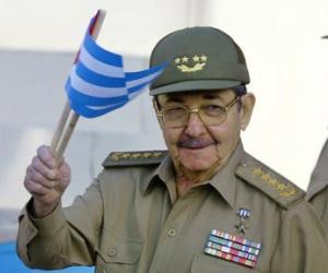 Raúl muestra confianza en la recuperación del país tras azote de Sandy