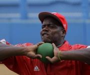 Durante los entrenamientos rumbo al Clásico Mundial. Foto: Ismael Francisco/Cubadebate.