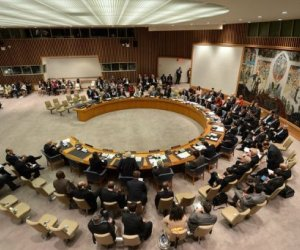 Consejo de Seguridad comienza agenda de 2013