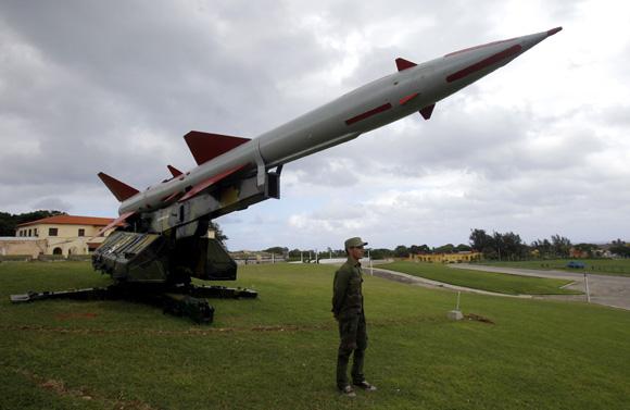 Crisis de los misiles, un suceso que medio siglo después sigue en la atención internacional. Foto: Ismael Francisco/Cubadebate.