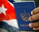 Cuba pasaporte