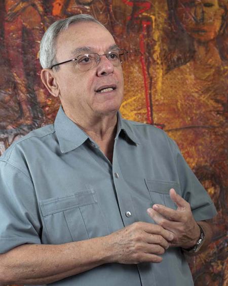 Eusebio Leal Spengler. Foto: Alvite.