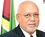 Donald Rabindranauth Ramotar, presidente de Guyana