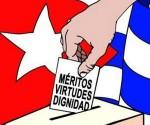Elecciones generales: En Nuevitas, el madrugador Rodolfo Sánchez fue el primero