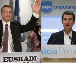 ganadores elecciones en Galicia y el País Vasco