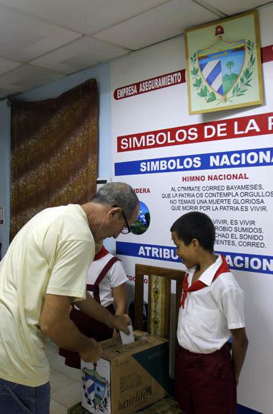 Elecciones de Delegados a la Asamblea Municipal. Foto: Ismael Francisco/Cubadebate.