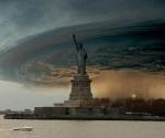 Imagen falsa del huracán Sandy en Nueva York