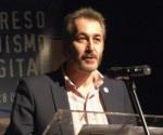 """Responsable del éxito de la versión en línea de El País, Gumersindo Lafuente se despidió en septiembre de ese cargo con el propósito de """"seguir aprendiendo"""""""
