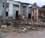 Destrucción ocasionada por Sandy