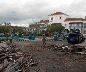 Analizó Órgano Económico y Social del Consejo de Defensa Nacional afectaciones del huracán Sandy