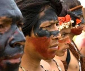 Indígenas guarani-kaiowa