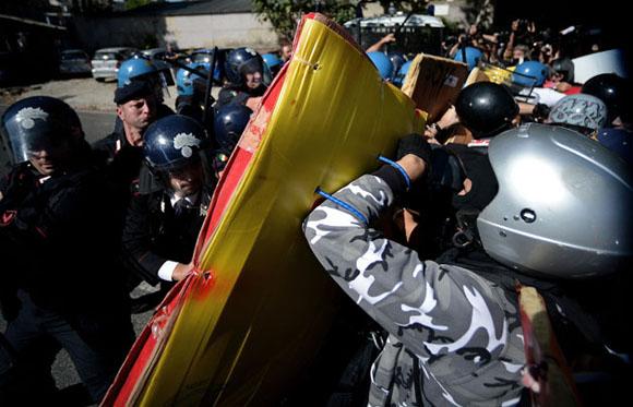 Foto: Filippo Monteforte/AFP.