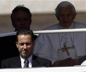 mayordomo del Papa benedicto XVI. Foto: Reuters