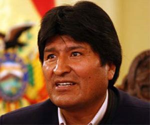 Reclama Evo Morales salida al mar para Bolivia y defiende hoja de coca