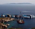 Naufragio del crucero Costa Concordia en el que fallecieron 32 personas