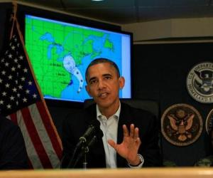 Obama declara estado de emergencia. Foto: EFE.