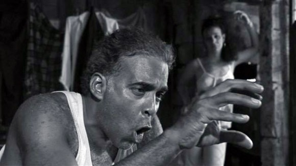 Omar Franco e Ismercy Salomón en una de las escenas que comparten. Foto: La Jiribilla