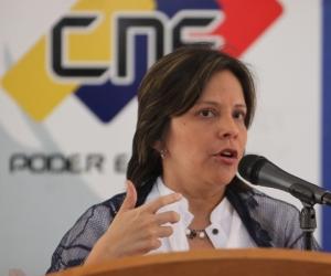 La rectora del Consejo Nacional Electoral (CNE), Sandra Oblitas, anunció que las organizaciones políticas de carácter nacional escogieron su posición en la boleta electoral, mientras este sábado realizarán ese proceso los partidos regionales.
