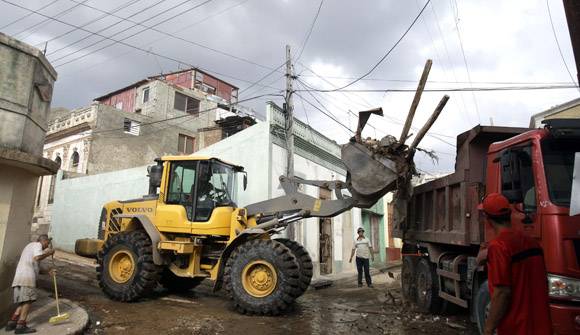 Santiago de Cuba Huracn Sandy. Foto: Ismael Francisco/Cubadebate.