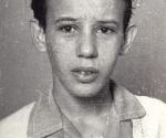 Silvio Rodríguez en 1962. Foto: Virgilio Martínez
