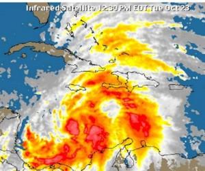 Tormenta tropical Sandy