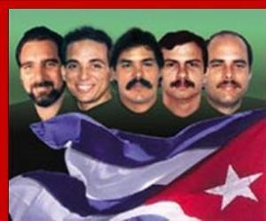 Cinco cubanos presos en Estados Unidos