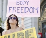 """Libertad del cuerpo"", San Francisco."