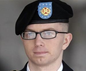 Bradley Manning. Foto: AP.