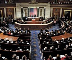 Cámara de representantes de Estados Unidos.