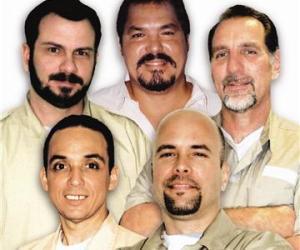 Cinco Héroes