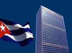 Presidente de Cuba dialogó con Ban Ki-moon
