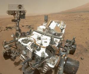 Autorretrato de Curiosity. Foto: NASA.