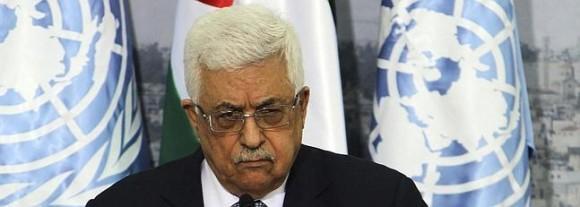 El presidente palestino, Mahmud Abás. Foto: EFE