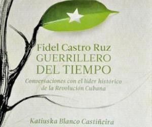 Exitosa presentación de libro sobre Fidel Castro en Perú