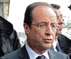 El presidente francés, François Hollande. Foto: Archivo